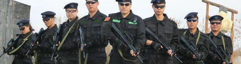 国际持枪保镖